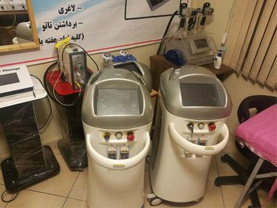 تجهیزات پزشکی دست دوم