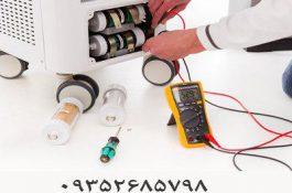 تعمیر فلش لامپ لیزر